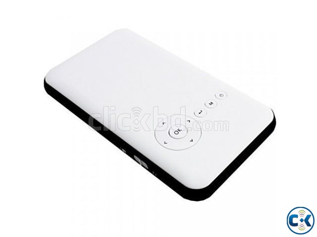 Android Smart wifi Pocket Projector | ClickBD large image 2
