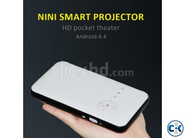 Android Smart wifi Pocket Projector | ClickBD large image 4