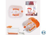 Foot Bath Spa Massager