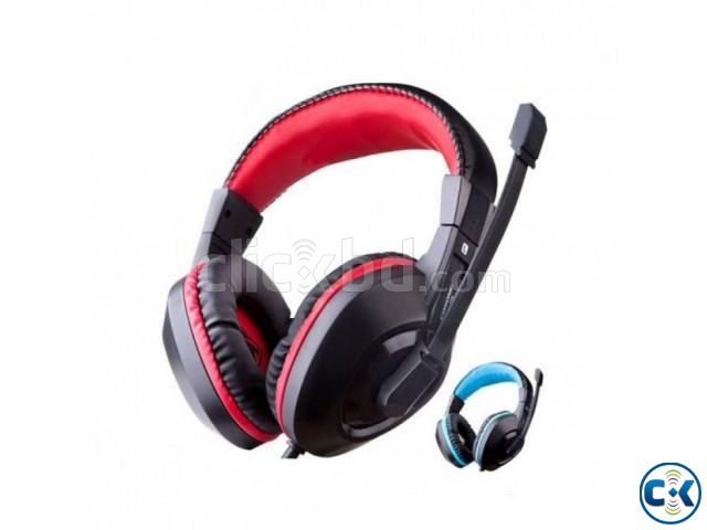 Cosonic CH-6100 Stereo Headset | ClickBD large image 0