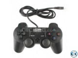 USB Game Pad With Joystick Controller