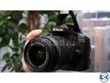 Nikon D3300 DSLR Camera Body with AF-P DX NIKKOR 18 - 55 mm