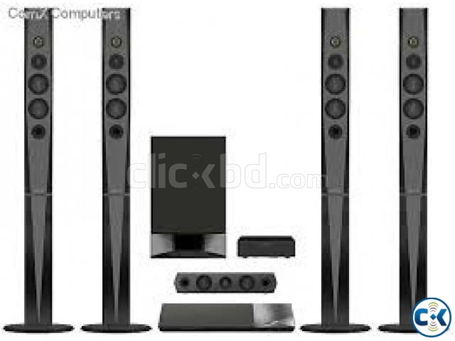 Sony BDV-N9200W Wi-Fi 3D Blu-Ray Home Theater System | ClickBD large image 0