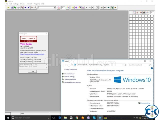 Continental Tex Designer 3.3 Work Windows 10-8-7 New | ClickBD large image 2