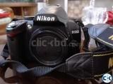 Nikon D3000 Only Body