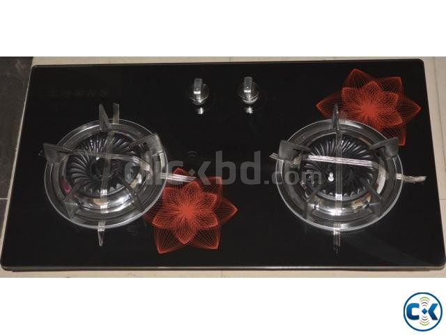 New Auto Gas Burner Stove From Italy | ClickBD large image 0