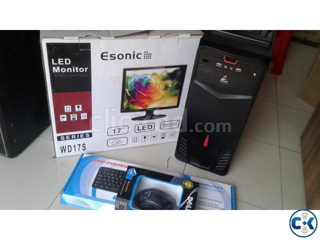 500GB 2GB LED17 DVD G41 DDR3 | ClickBD large image 0