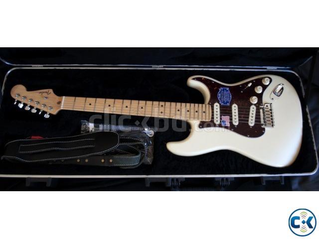 Fender Custom Shop 2012 Custom Deluxe Stratocaster Electric | ClickBD large image 0