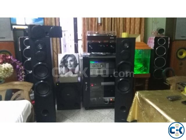 Pioneer Home Theater Speaker Setup | ClickBD large image 0