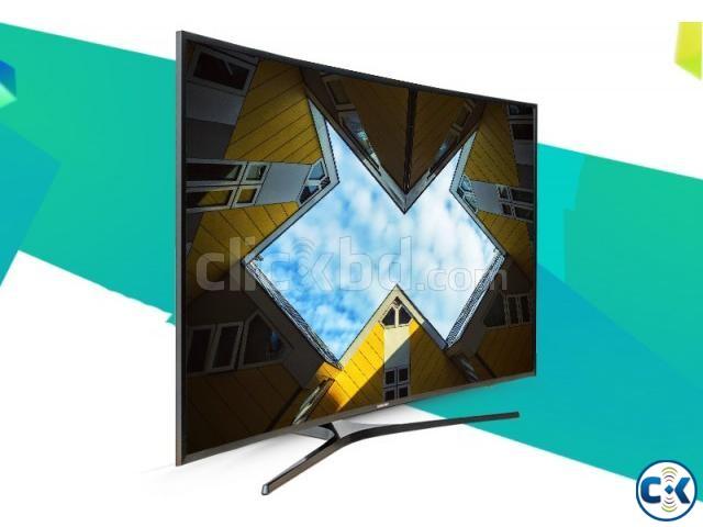 Samsung JU6600 65 UHD Smart Curved TV HyperReal Engine | ClickBD large image 2