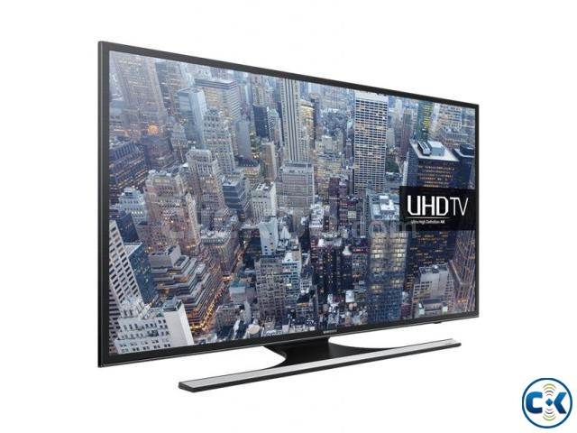 SAMSUNG 75 INCH JU6400 UHD 4K 6 SERIES SMART TV   ClickBD large image 0