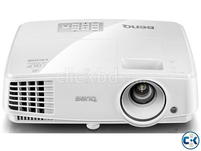 Benq MW529 3300 Lumen WXGA Projector | ClickBD large image 0