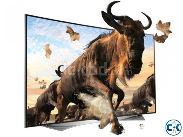 LG 79INCH UG880T 4K CURVED 3D UHD TV | ClickBD large image 0