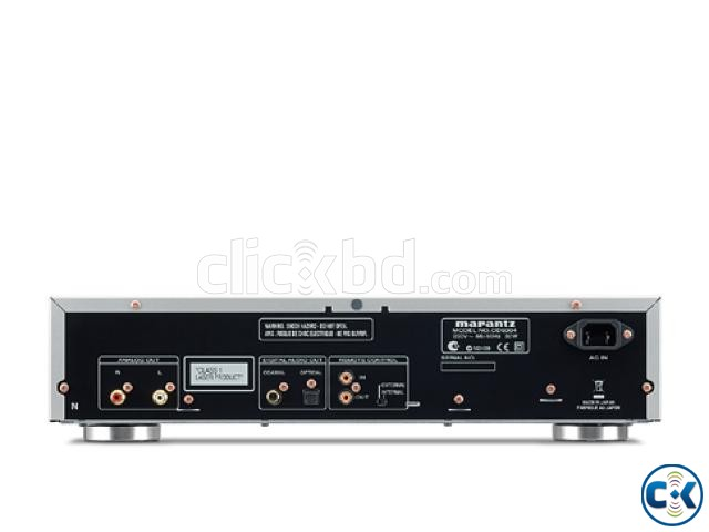 Marantz SACD CD Player Model-CD6004 | ClickBD large image 1