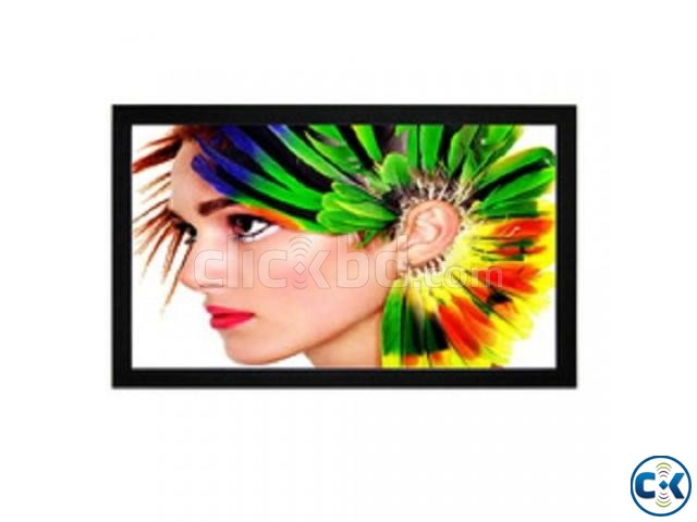 Manual Wall Projector Screen 70 X 70  | ClickBD large image 0