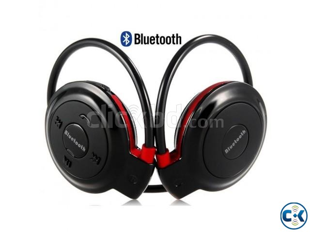 Mini-503 Wireless Bluetooth Sports Stereo Headset | ClickBD large image 0