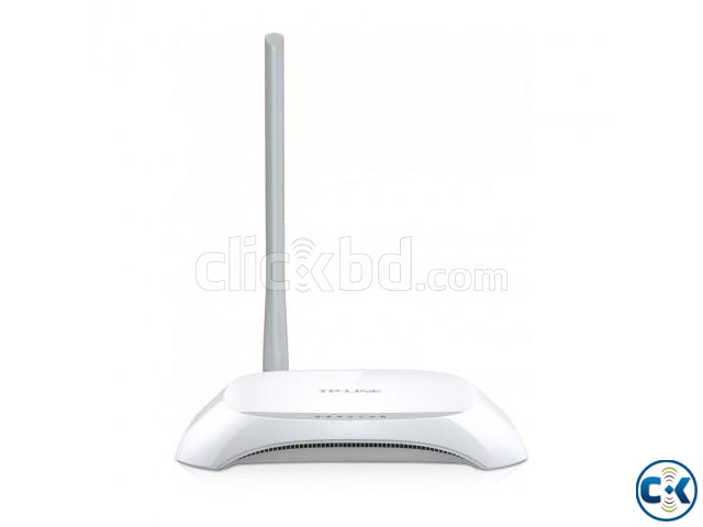 TP-Link TL WR720N 150MBPS Wireless N Router | ClickBD large image 0