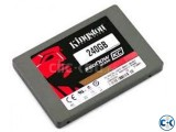 TAKE NO.1 SSD KINGSTONE 240 GB FOR YOUR PERSONAL USE