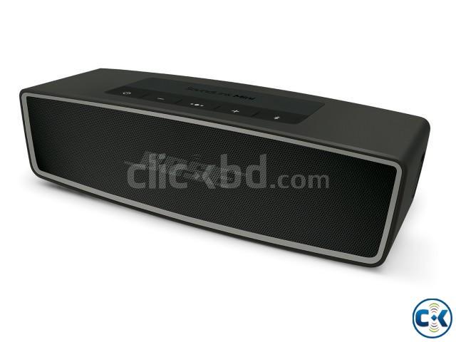 Bose SoundLike S2025 Bluetooth Speaker Black  | ClickBD large image 0