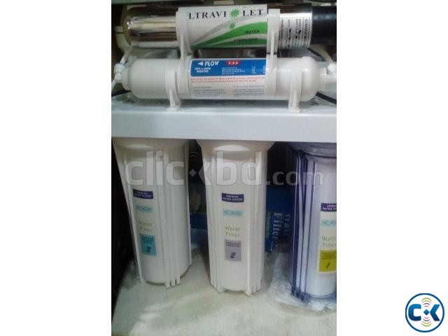 6 stage Ultraviolet Water purifier | ClickBD large image 0