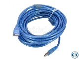 5m USB 2.0 Male To Female Extension Cable