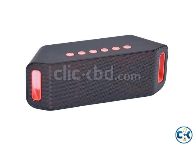 Soundlike Mini S204 Bluetooth Speaker Black    ClickBD large image 0