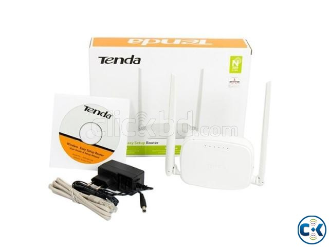 Tenda N-301 Wireless N300 Router | ClickBD large image 2