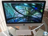 without warranty Apple iMac 27 inch
