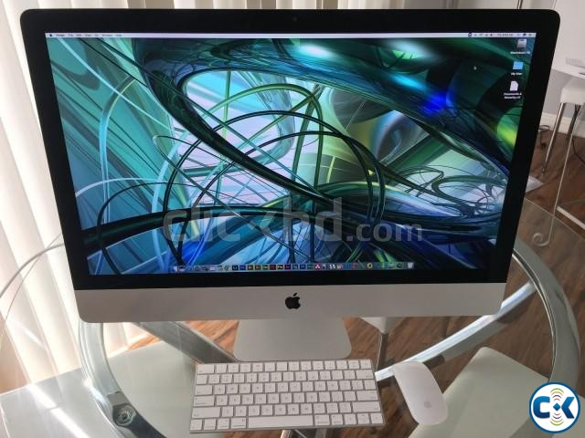 without warranty Apple iMac 27 inch | ClickBD large image 0