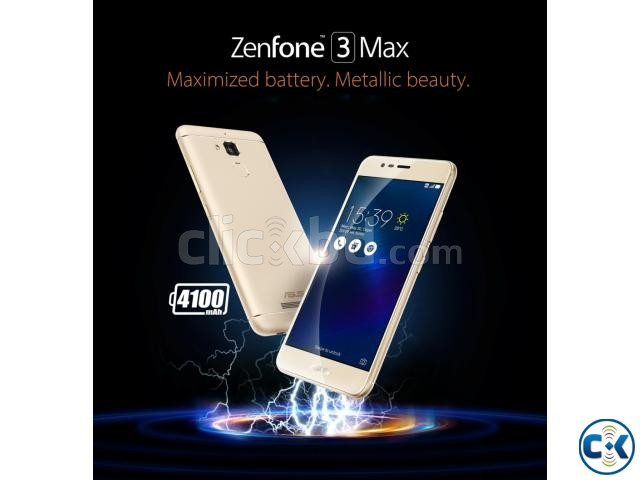 Asus Zenfone 3 Max 16GB ZC520TL Brand New Intact  | ClickBD large image 1