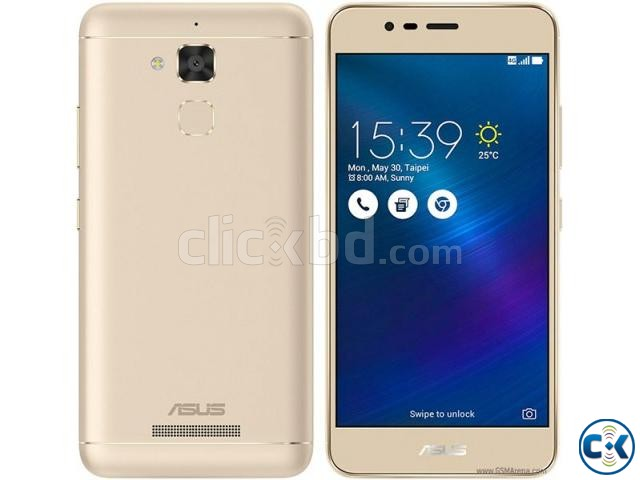 Asus Zenfone 3 Max 32GB ZC520TL Brand New Intact  | ClickBD large image 0