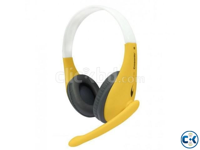 Cosonic CT-650 Stereo Headset | ClickBD large image 0