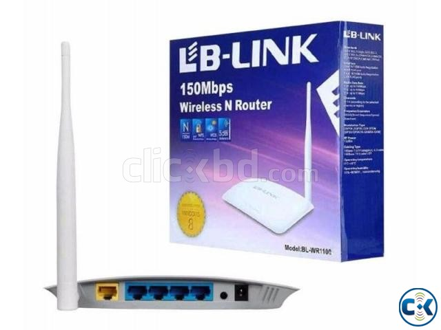 LB-LINK WR1100 150Mbps Wireless N Router | ClickBD large image 0