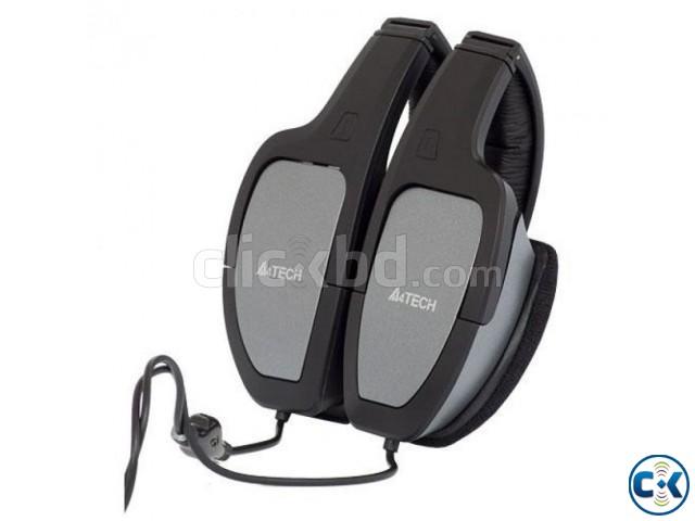 A4Tech Hs 105 Portable Ichat Headphone | ClickBD large image 0