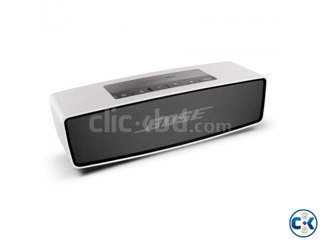 Bose SoundLink Bluetooth Speaker White    ClickBD large image 0