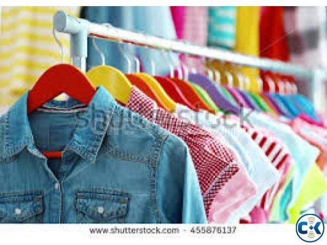 sell cloths used unused | ClickBD large image 0