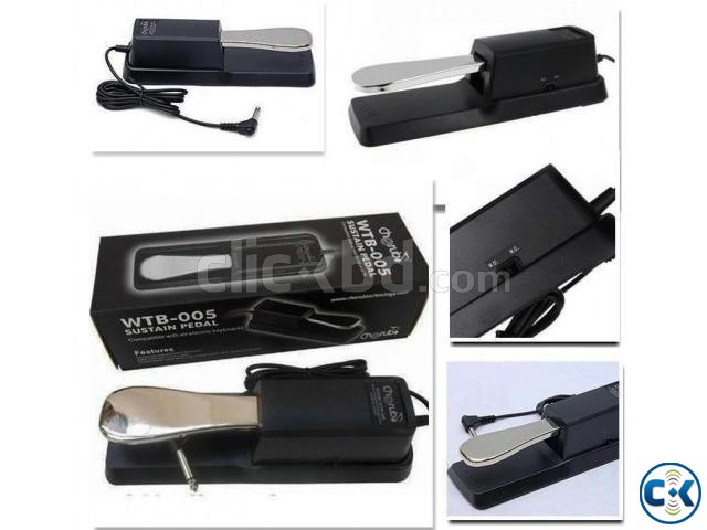 Piano and Keyboard Sustain Pedal NEW  | ClickBD large image 1
