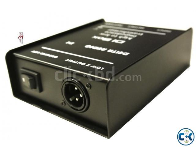 New Delta Audio DI Box Passsive  | ClickBD large image 0