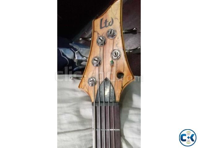 ESP LTD -206SM 6 string Bass made for america | ClickBD large image 0
