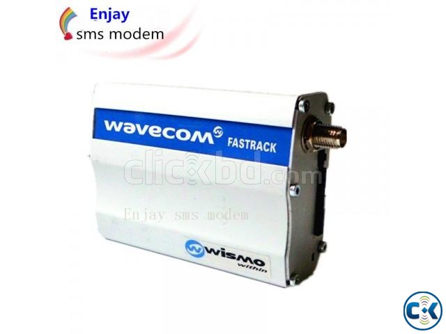 wavecom single port modem | ClickBD large image 0