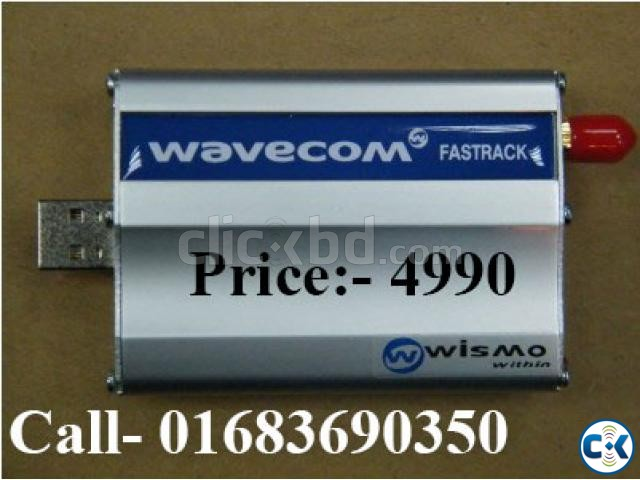 wavecom single port modem | ClickBD large image 1