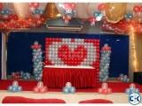 Bithday Balloon Decoration