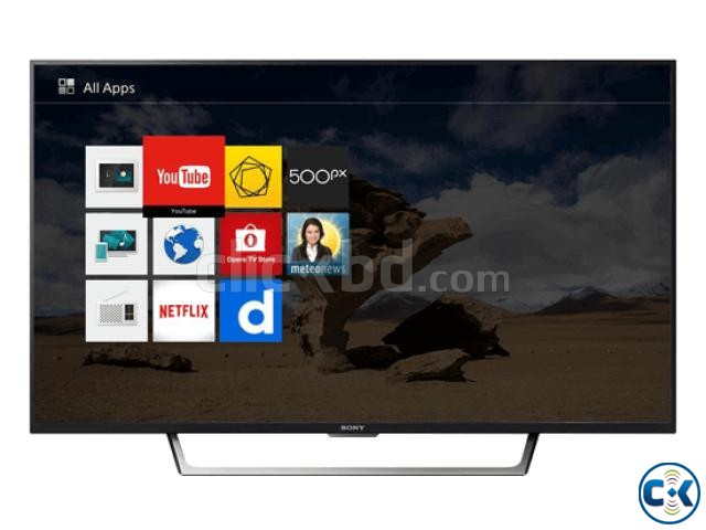 TV LED 43 SONY W750E FULL HD Smart TV | ClickBD Large Image 0
