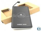 10000mAh Wireless power bank