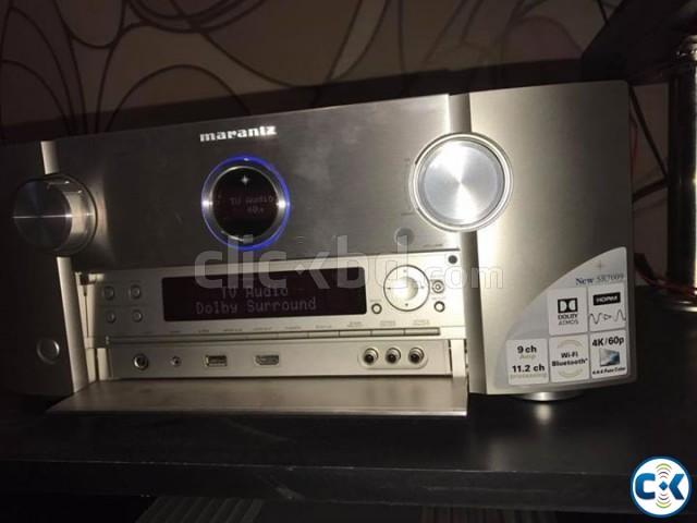 Marantz SR 7009 9.2 13.2 Dolby Atmos AV Receiver | ClickBD large image 0