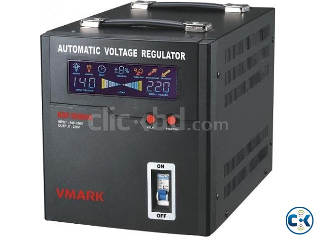 Automatic Voltage Stabilizer Safety TV | ClickBD large image 0