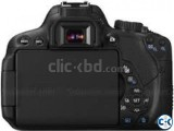 Canon Eos 600d Dslr Camera With18-55 Lens