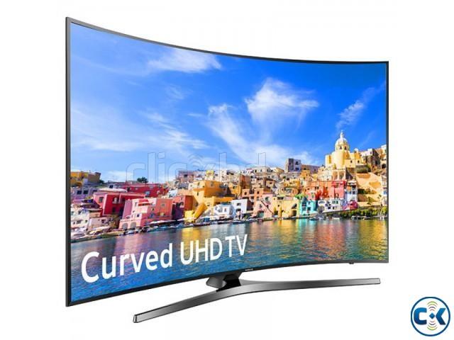 4k Curved 55ku6300 Smart tv | ClickBD large image 0