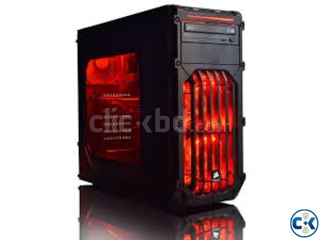 Desktop PC Intel Core i5 8GB RAM 1TB HDD ATX Gaming Case | ClickBD large image 0