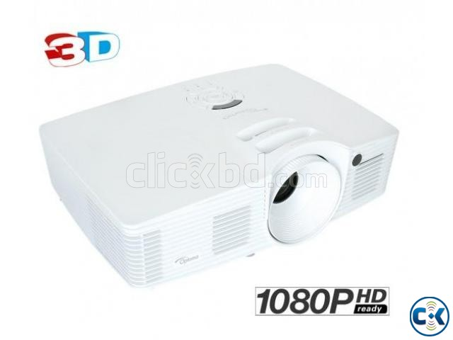 Optoma HD28DSE DLP 1080p Full HD High Definition Projector | ClickBD large image 0